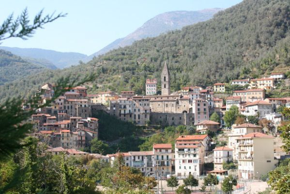 Pigna, Liguria Italian Riviera