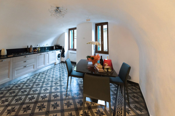 Breakfast Kitchen, Pigna, Liguria Italy