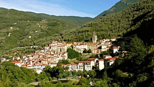 Pigna, Liguria, Italian Riviera