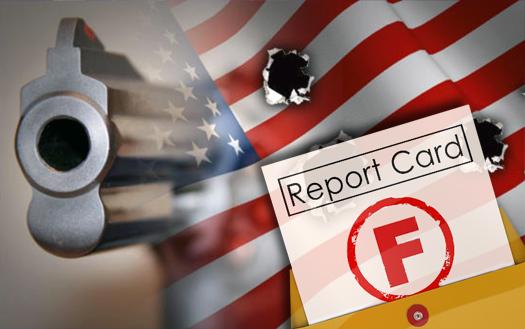 "Nonprofit Super PAC Gives Nevada ""C-"" On Gun Control"