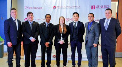 UConn Students Attend Mark H. McCormack Sport Management Future Industry Leaders Conference
