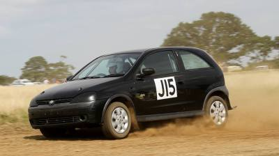 How to get started in Autocross