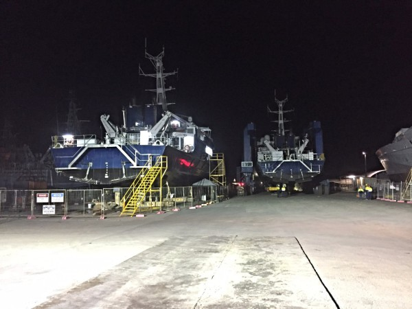 Cape class patrol boat CCPB