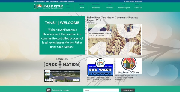 Fisher River Economic Development Corporation