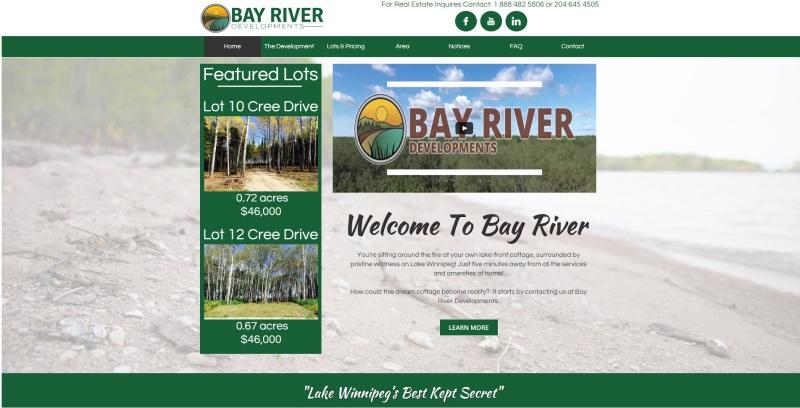 Bay River Developments - Professional Plan