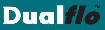 Dualflo Logo