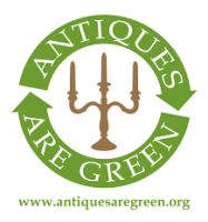 Antiques Are Green logo