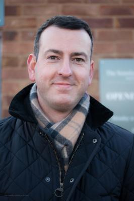 Nicholas Broughton - Miliataria consultant at Stamford Auction Rooms