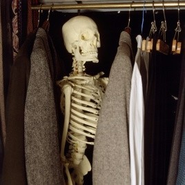 Exposing My Skeleton