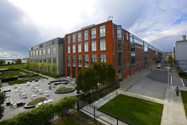 Immunex Helix Facility, Seattle