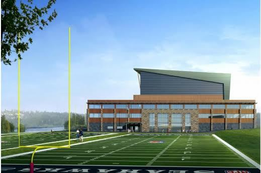 Seahawks Training Facility