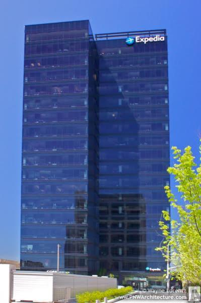 Expedia Tower Bellevue