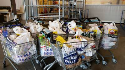 M44 Fill the shopping cart