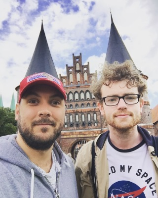 Germany Tour September 2017 - Day 3 - Kiel