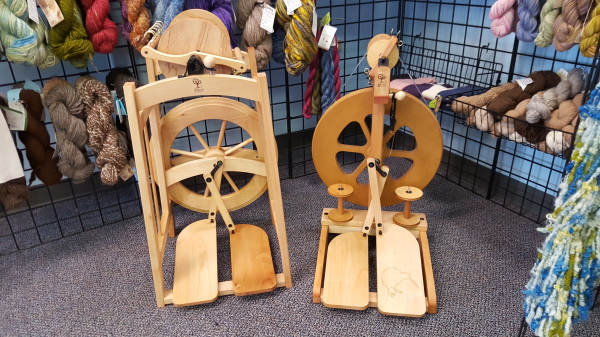 Ashford Spinning Wheels & Products