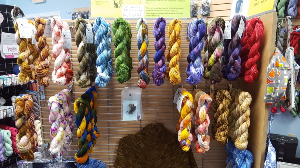 LTK Collection of yarn