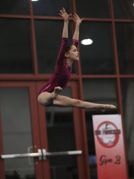 Sierra at San Francisco meet 2015