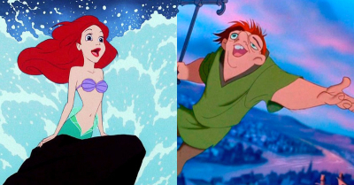5 Ariel and Quasi parallels only TRUE Disney fans noticed...