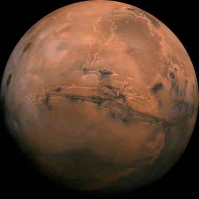 Celebrate the summer solstice on Mars