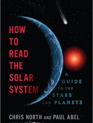 "Understanding January's five planets with the book ""How to Read the Solar System"""