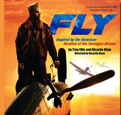 """Fly"", the story of the Tuskegee Airmen, soars into the Crossroads Theatre"
