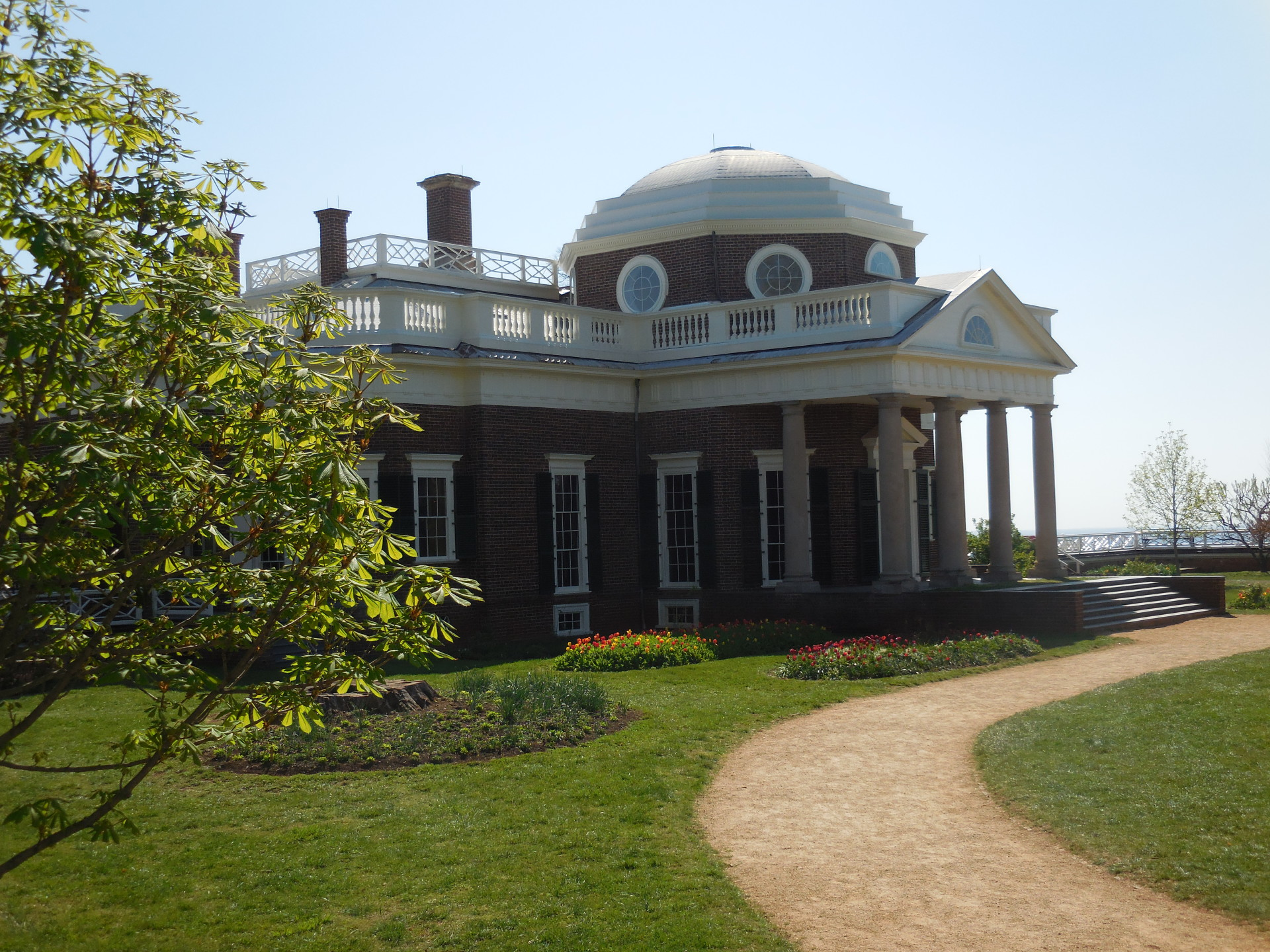 Exploring Thomas Jefferson at Monticello
