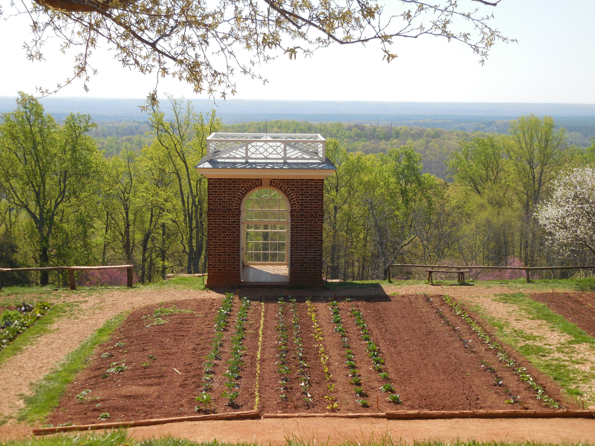 Thomas Jefferson's Garden : An Earth Day Meditation