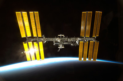 Following the International Space Station into the future