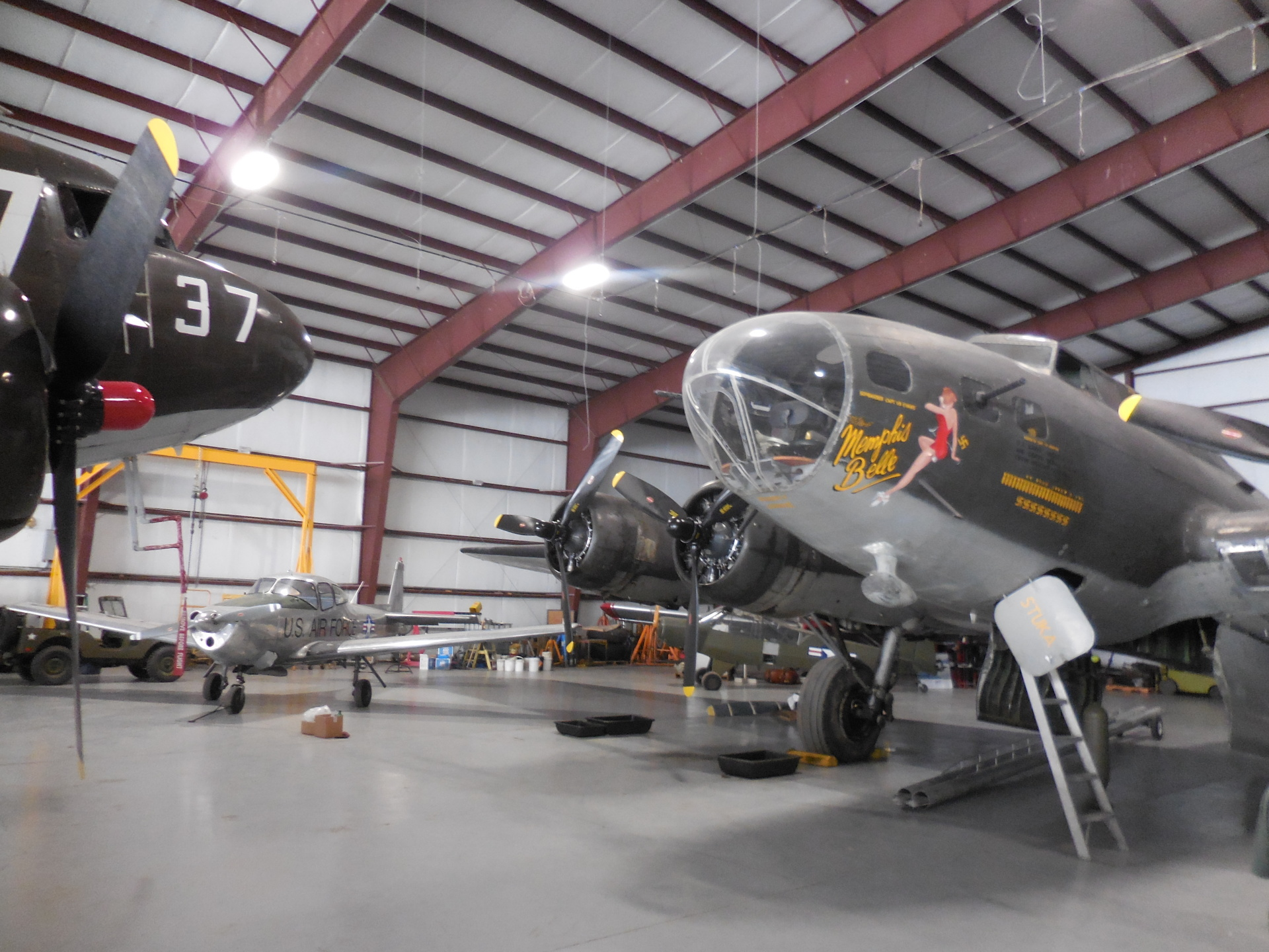 Exploring the National Warplane Museum in Geneseo New York