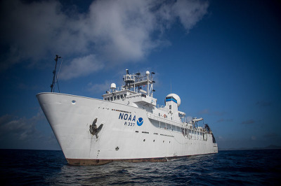 Showing Us A World We've Never Seen: The Okeanos Begins a New Mission