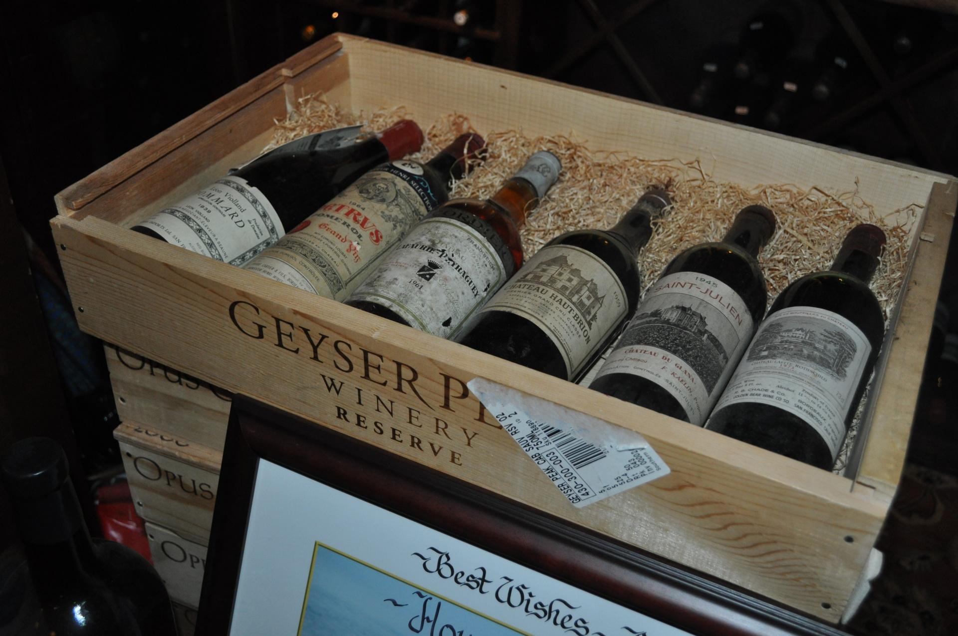 Fine Wines!