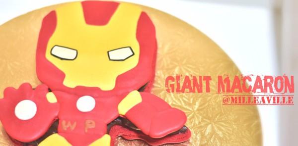 Giant Macaron