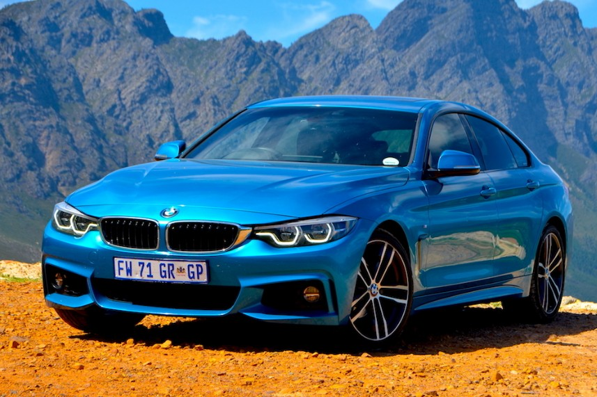 BMW 420i Gran Coupe Sport