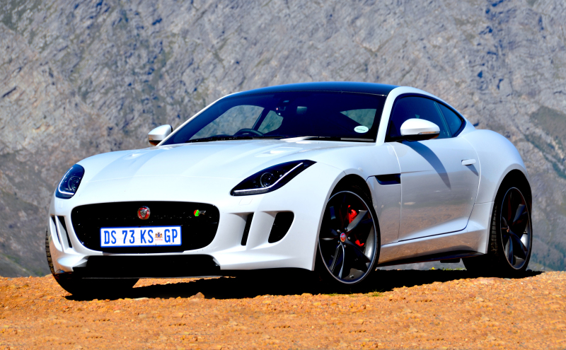 All-wheel drive transforms F Type R from contender to class leader - Image: Michele Lupini