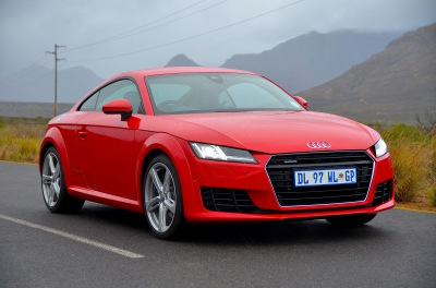 TT Coupe quattro sets new standards - Pic: Michele Lupini