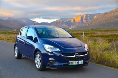 Opel's new supermini boosted - Image: Michele Lupini