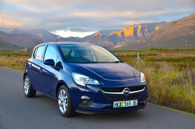 Opel's new supermini boosted - Image: Michele Lupini