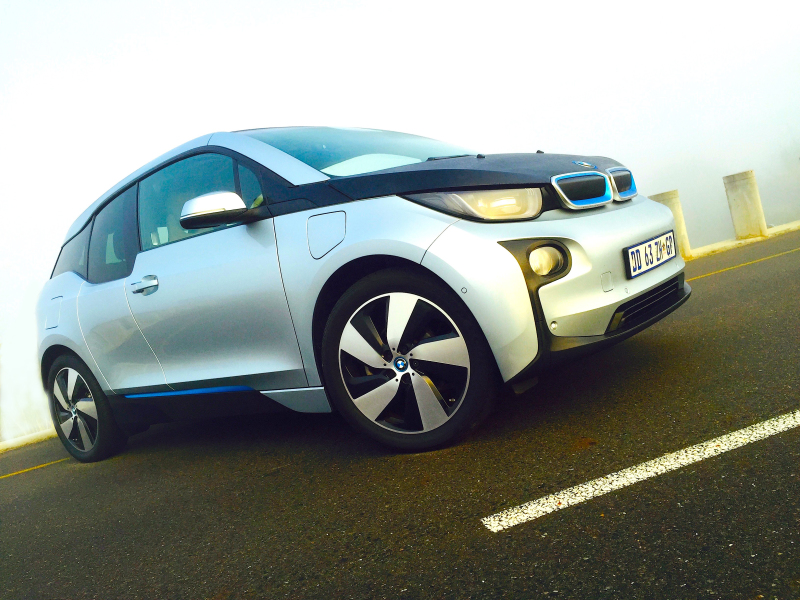 BMW i3 is an electrifying experience, but is it feasible? - Image: Michele Lupini