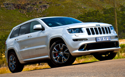 Motoring in ultimate Grand Cherokee style - Image: Andrew Middleton
