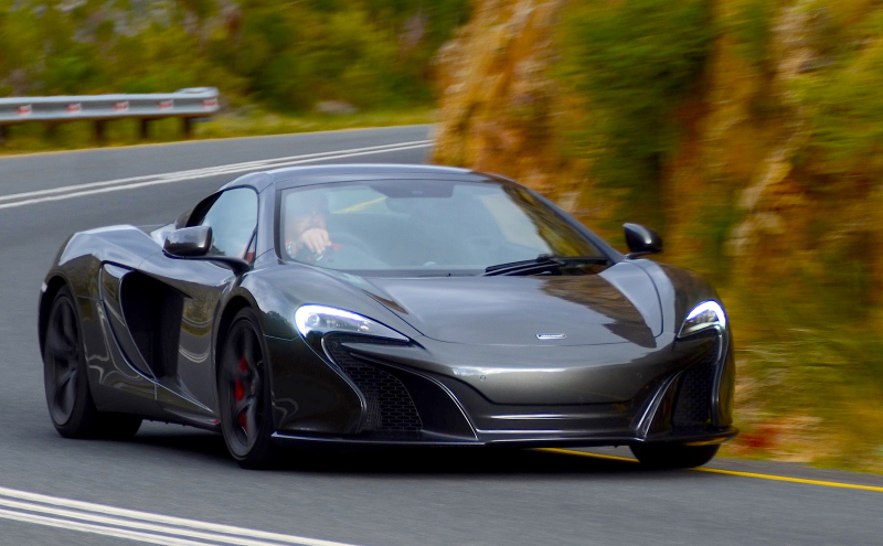 Magnificent McLaren 650S breaks records, resets perceptions - Image: Giordano Lupini