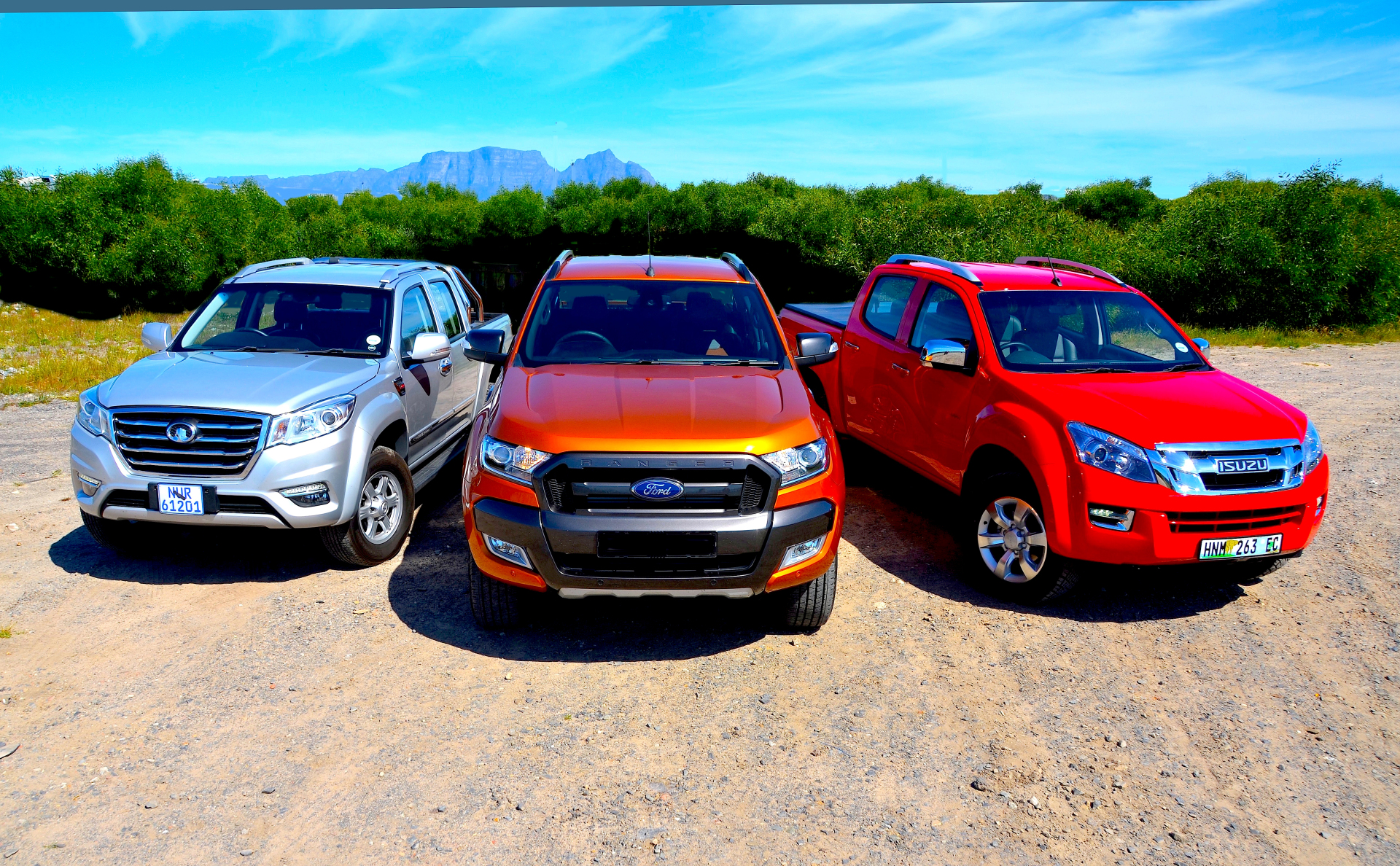 The bakkie world is set for a revolution - Image: Michele Lupini