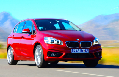 Active Tourer a cool family car, but is it a BMW? Giordano Lupini