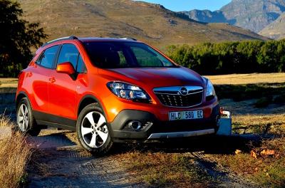 Opel Mokka gives compact SUVs a caffeine kick. Image - Michele Lupini