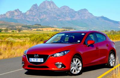 No more second fiddle for Mazda 3. Image: Michele Lupini