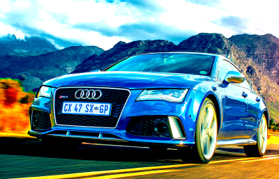 Seismic RS7 among quickest cars tested in past year. Image - Matteo Conti