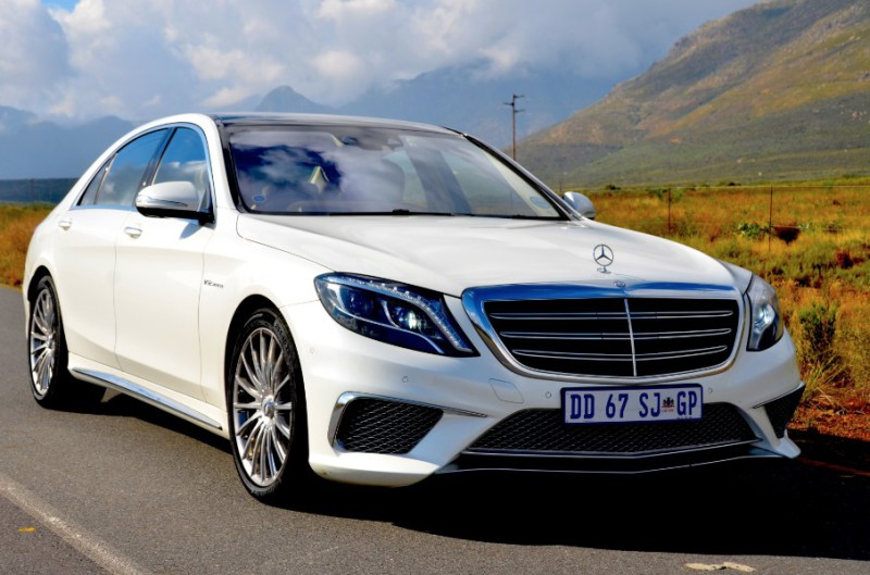 Monster Merc S65 AMG pushes sublime limits