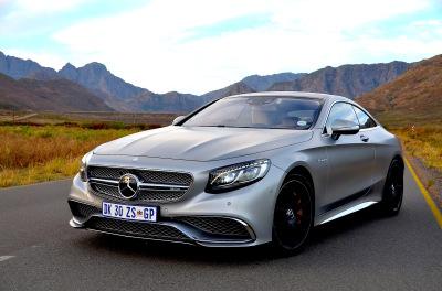 Mercedes-AMG's top-end S Coupé exudes brilliance. Image: Michele Lupini