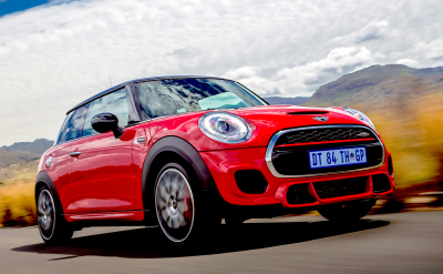 JCW now even more of a driver's car