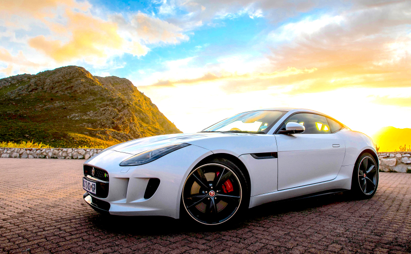 AWD transforms F Type R from contender to class leader. Image - Bryce Barnard