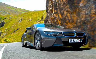 BMW's i8 radically changes hypercar rules. Image - Matteo Conti